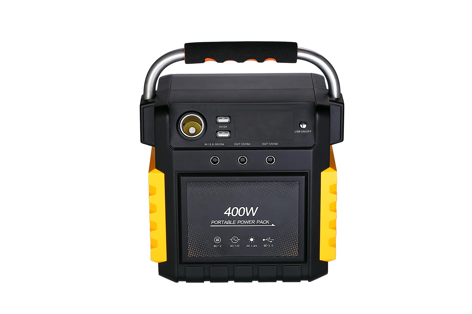 Générateur électrique RDG P400