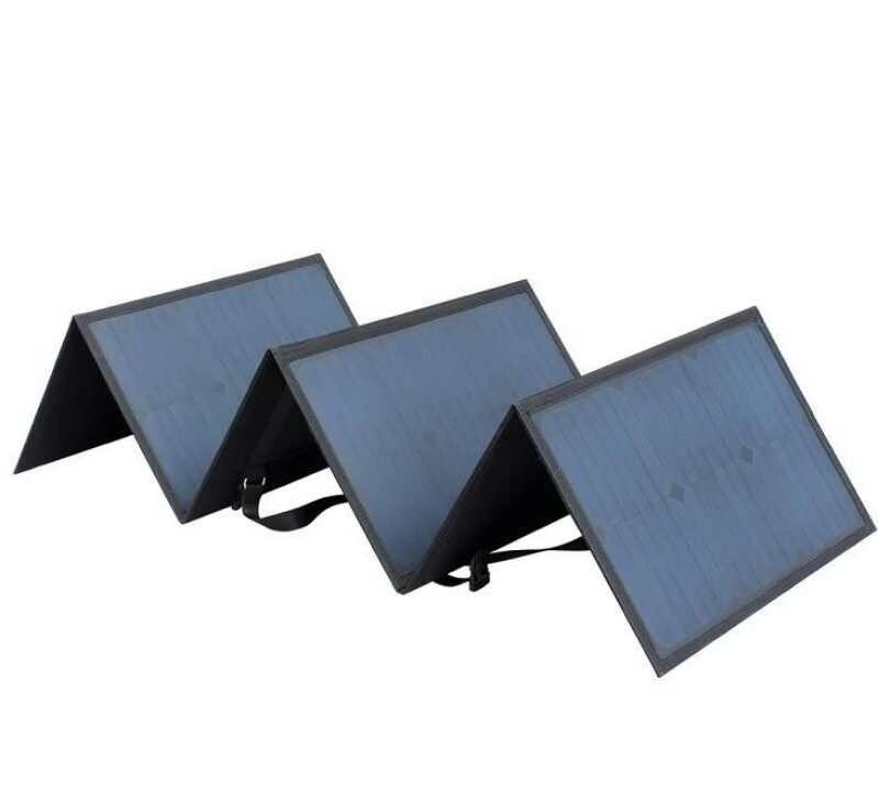 RDG PS100 panneau solaire pliable 100W 18V