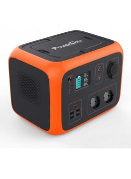 PowerOak PS6 Batterie externe 220V moyenne capacité solaire 500Wh