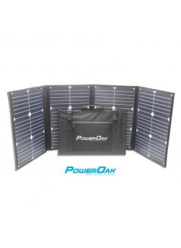 Panneau solaire pliable PowerOak 18V 80W PO PS80