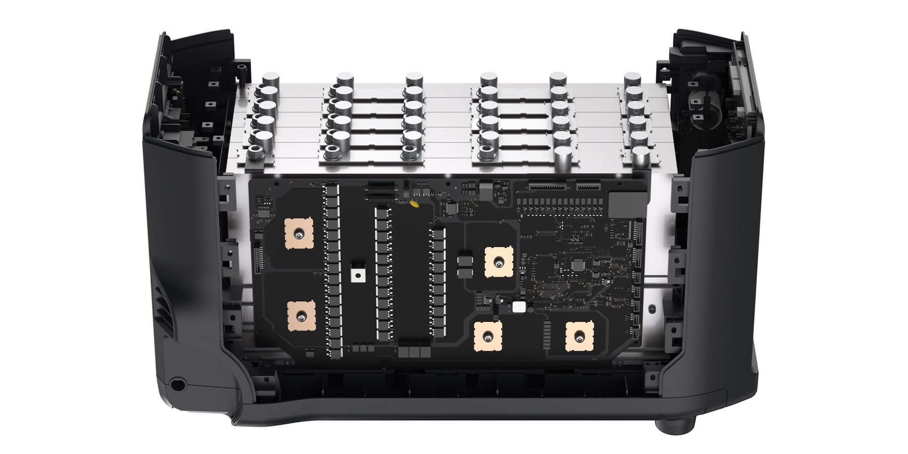 Batterie performante longue longévité ecoflow Delta pro 3600W