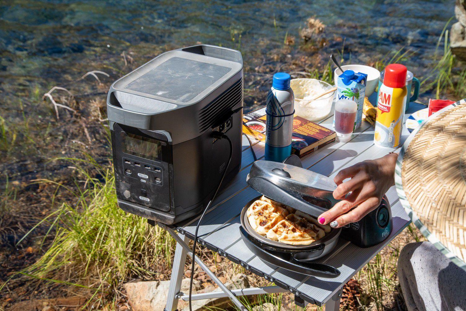 Camping batterie externe 220V